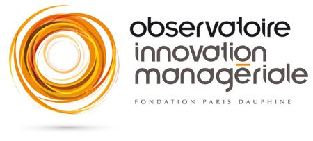 logo cercle innovation manageriale Dauphine
