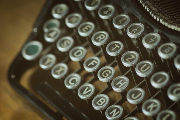 Machine à écrire - old type writer vintage