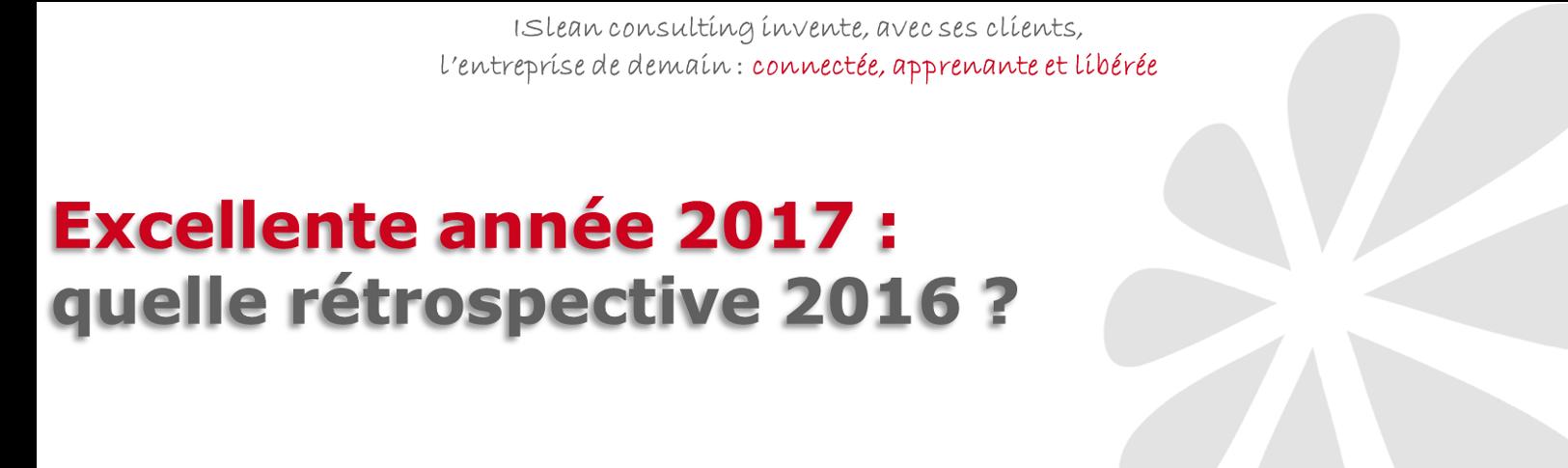 Voeux 2017 pour site ISlean retrospective 2016