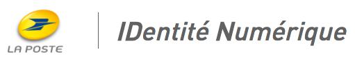 Logo du service IDentité Numérique de La Poste