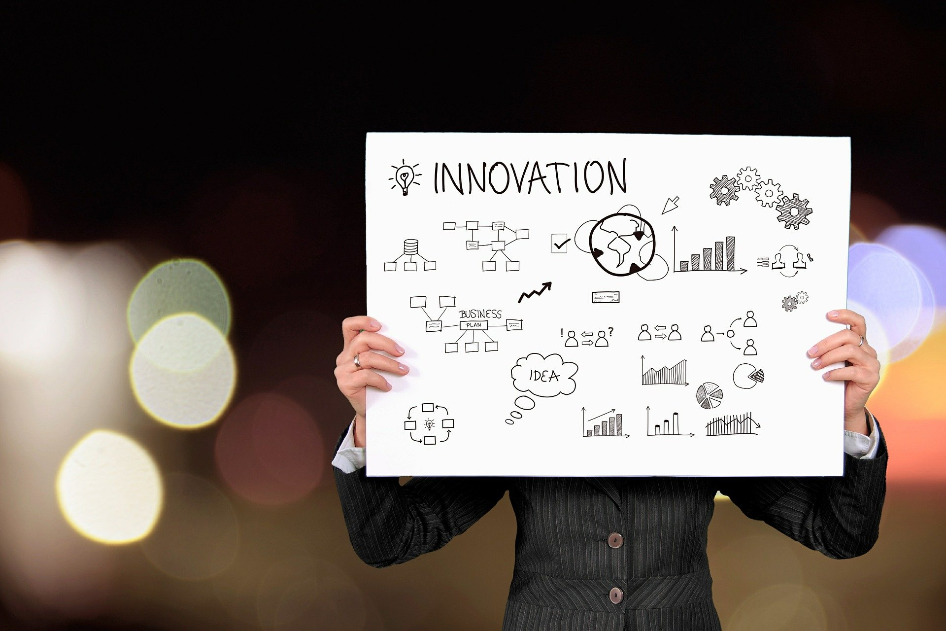 Diagrammes et innovation