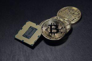 Bitcoins et cryptomonnaie