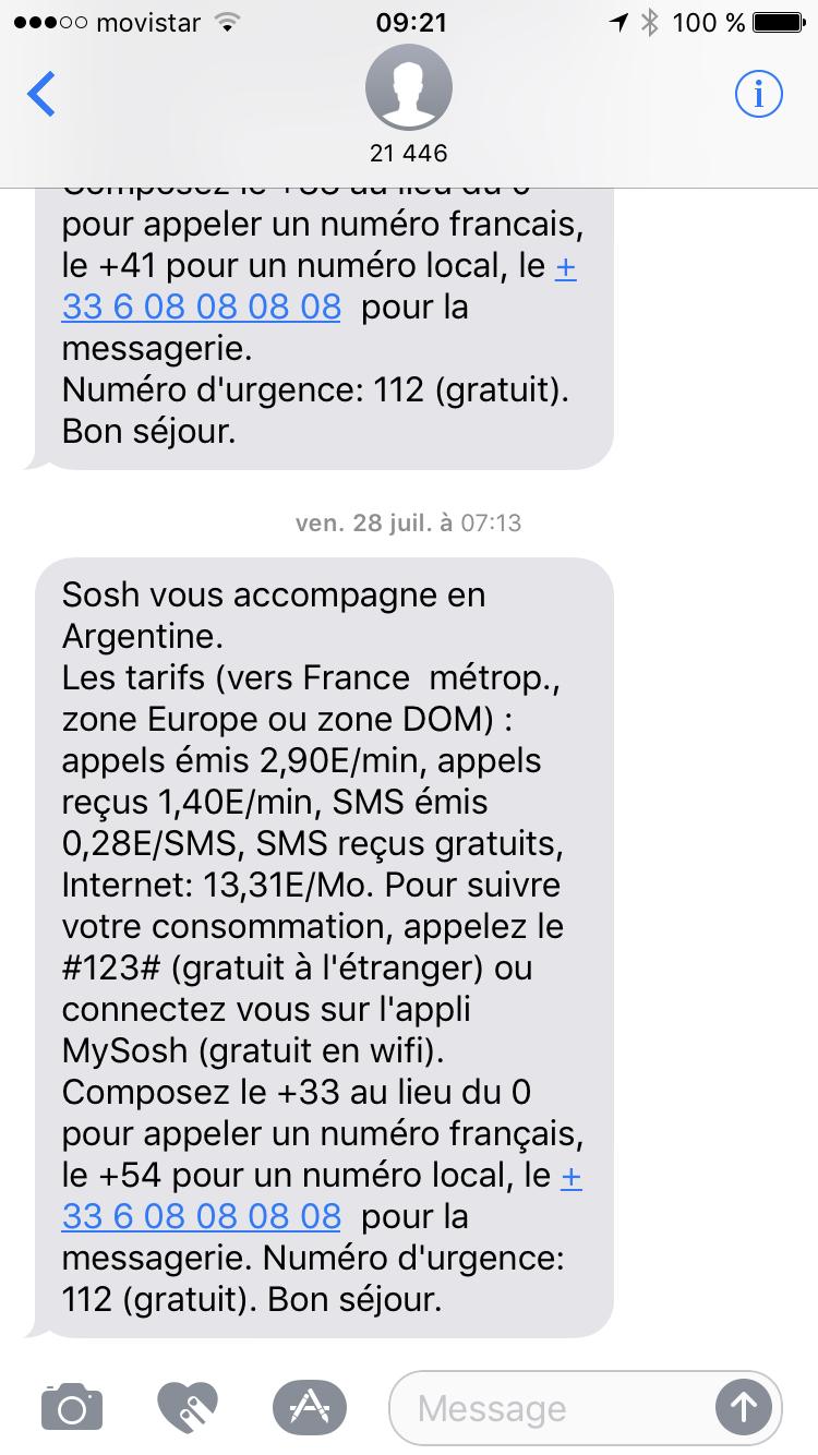 13,31 €/Mo, les coûts prohibitifs de l'itinérance en Data