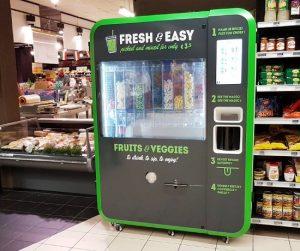 Machine à smoothie de Carrefour