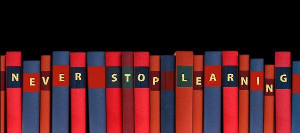 Liste de livres pour illustrer la formation continue