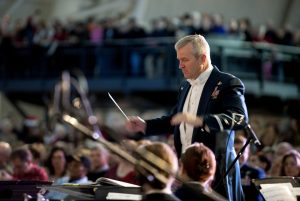 Chef orchestre et orchestre