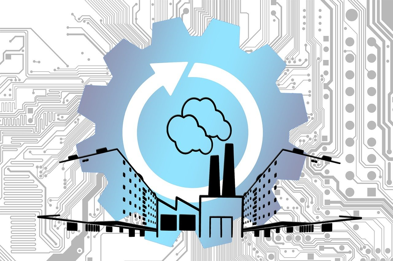 Industrie 4.0 - Manufacturing Execution System - Usine du futur